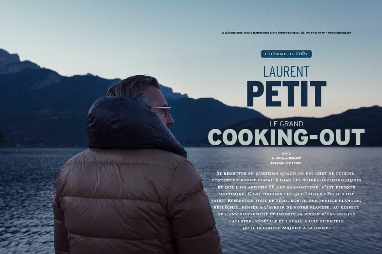 Une troisième étoile pour Laurent Petit !