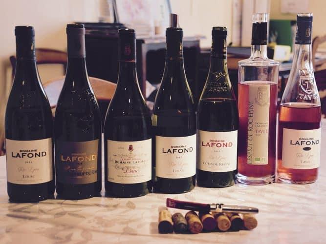 Les vins de Lafond Roc Epine  - © 180°C Photographie Manu Rodriguez