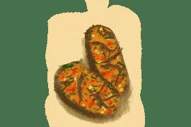 Tartines estivales aux sardines 3