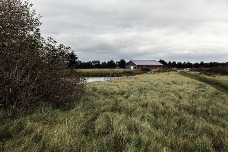 La ferme de la Baie des Veys -  © 180°C - Photographie Eric Fénot