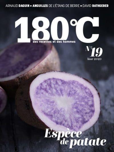 180°C des recettes et des hommes – n°19