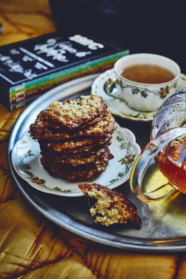 Biscuits suédois au chocolat 1