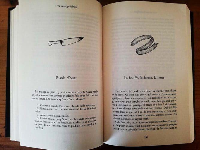 La recette du posole d'ours - © Flammarion