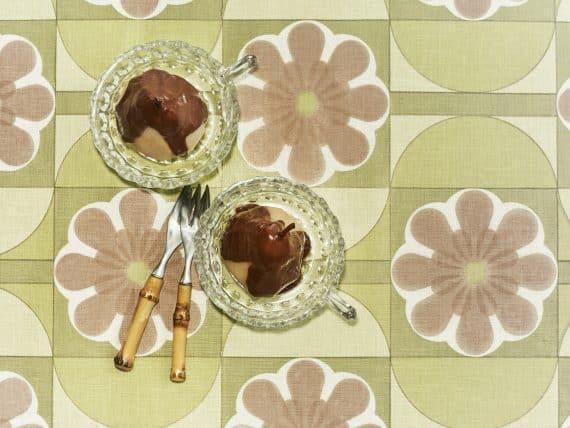poire au chocolat