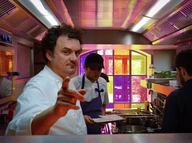 Chez Armand Arnal, attention au talent et à la cuisine haute en couleurs - © 180°C Photographie Manu Rodriguez