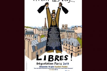 """""""Vivent les vins libres"""" - Paris 2019 24"""