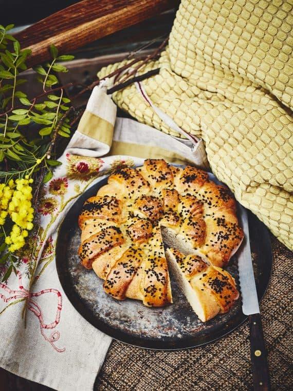 pain à la nigelle