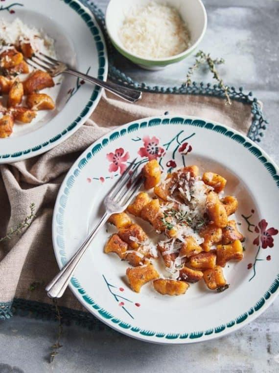 Gnocchis de patate douce 3