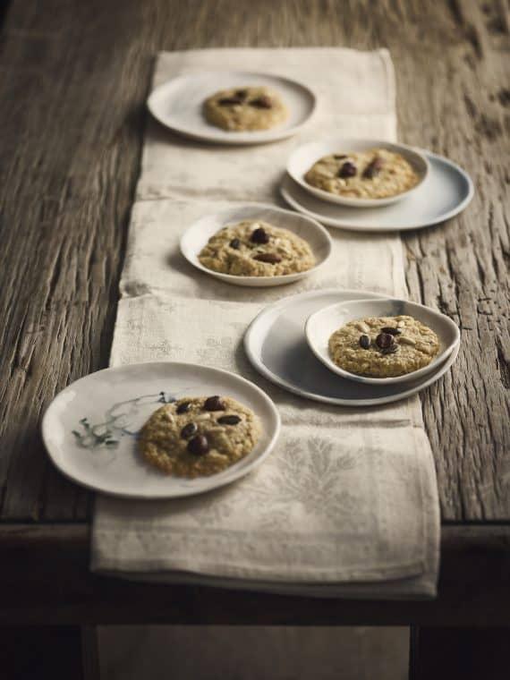 Noisettes en cookie 2
