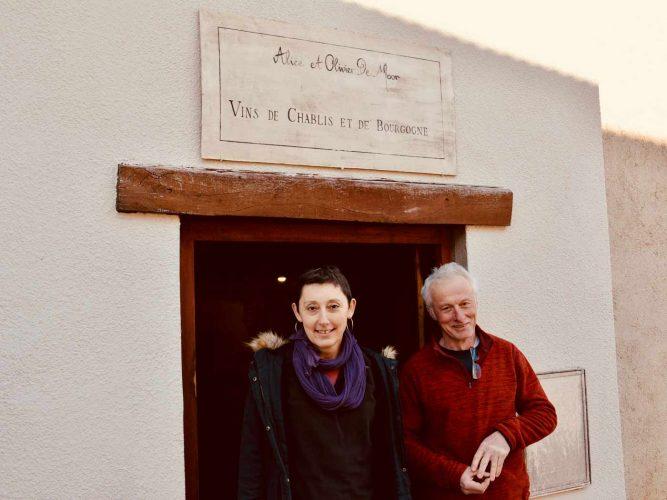 Comme sur la pancarte, Alice et Olivier De Moor - © 180°C - Photographie Manu Rodriguez