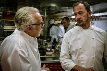 """Alain Ducasse : """"ce que j'ai, ce que je fais, ce que je sais, là où je suis"""""""