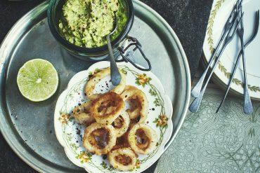 Poulet coco-cahuètes et patate douce 3