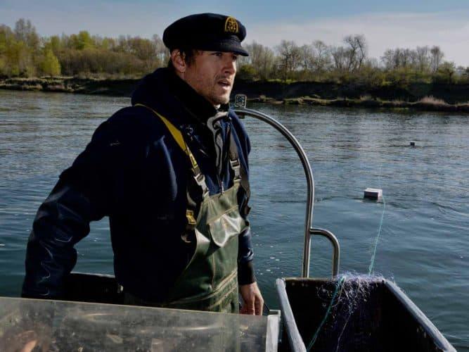 Sylvain Arnoult, pêcheur de la Loire - © 180°C - Photographie Manu Rodriguez