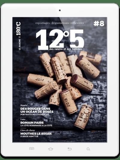 12°5 des raisins et des hommes - n°8<br>e-book