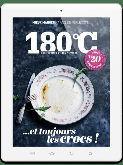 180°C des recettes et des hommes – n°20<br>e-book