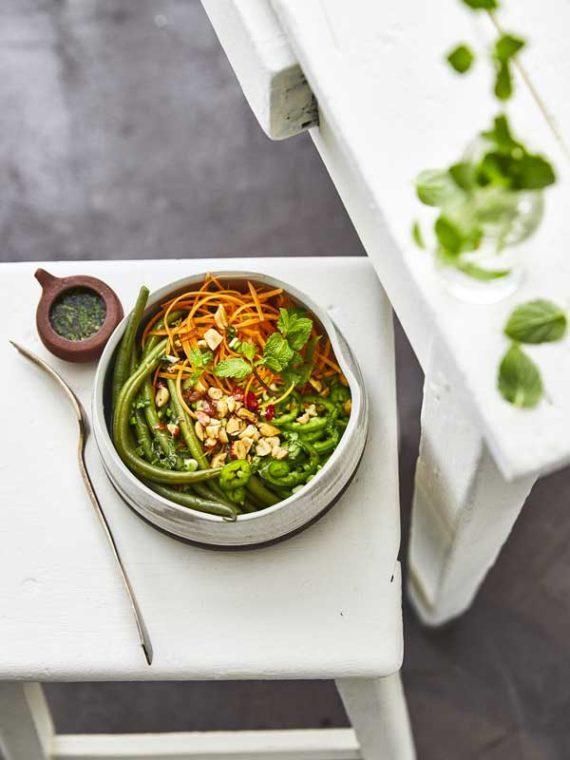 Salade Haricots Verts Thai