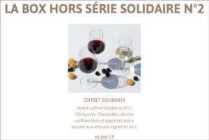Viamo : une box solidaire pour les vignerons engagés