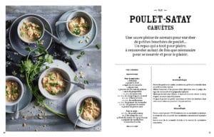 Les Cahiers de Delphine <br/> Cuisiner c'est une chance !