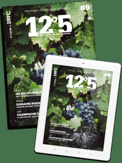 12°5 n°9 offre spéciale <br>papier & numérique