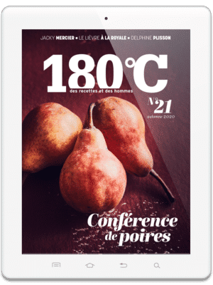 180°C n°21 offre spéciale <br>papier & numérique