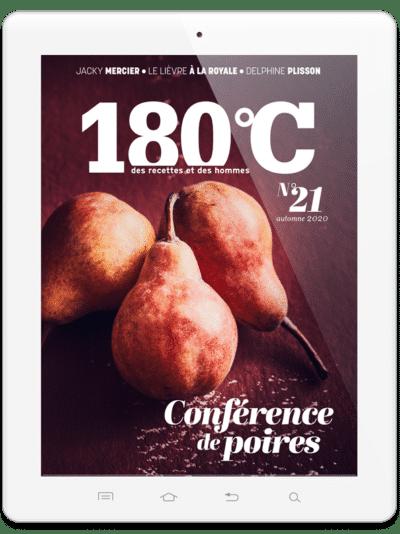 180°C des recettes et des hommes – n°21<br>e-book