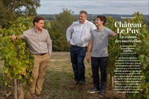 180°C des raisins et des hommes – spécial vin 2021